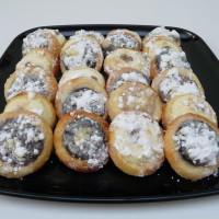Staročeské koláčky v cukrové krustě